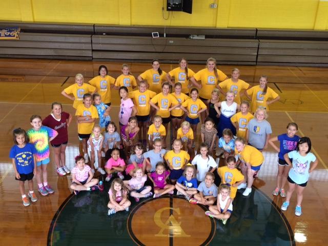 cheer camp 2015